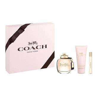 Coach perfume Set