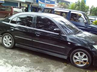 "Honda Civic Century 2005 ""Matic"" vtis 1,8"