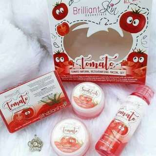 Tomato Brilliant Rejuvinating Set