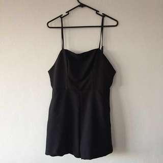 Black Kookai Jumpsuit Size 8-10