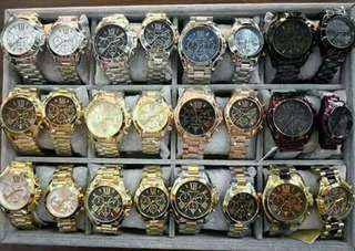 Authentic MK watches❤