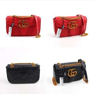 Gucci bags import