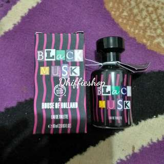 The Body Shop EDT Black Musk