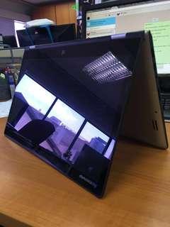 LENOVO YOGA 3 14 (80JH004GMJ) Light Silver - 14' FHD IPS Multi Touch Screen