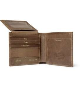Martin Margiela leather Wallet