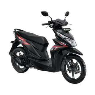 New Honda Beat cw