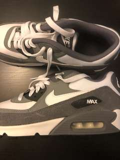Brand New Air-Max White and Grey
