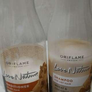 Shampoo&conditioner oriflame