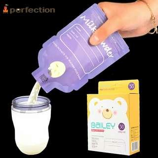 Formula Milk Storage Bag