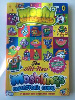 Moshi Monsters Collector's Guide