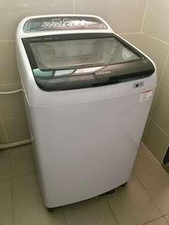 GOOD DEAL - Samsung WA90J5710SG Top Load 9KG Washing Machine