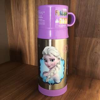 Brand New Thermos Frozen Funtainer Warm Beverage Container