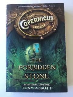 The Corpernicus Legacy The Forbidden Stone