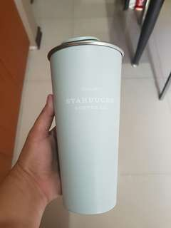 Thanks carousell for the tumbler 😊😍