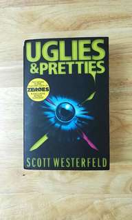 Uglies and Pretties by Scott Westerfeld (2 books in 1)