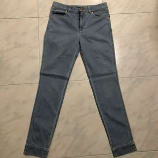 Louis Vuitton jeans used like new size38
