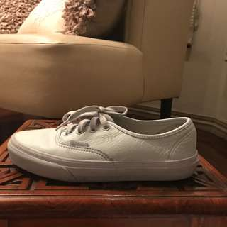 Vans Pure Leather Sneakers
