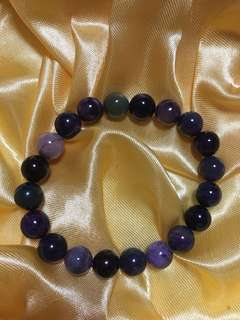 Sugilite Bracelets 10mm and 书具来