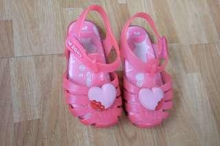 Zaxy jelly sandals