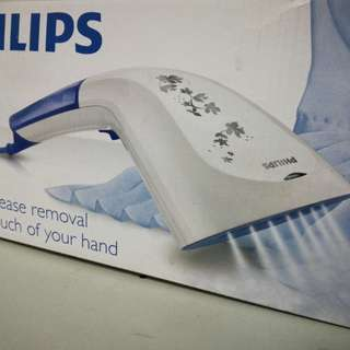 Philips steam&go handheld garment steamer