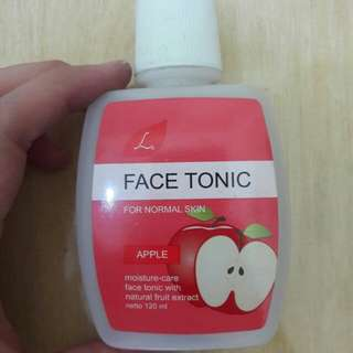 Preloved Face Tonic Apel For Normal Skin