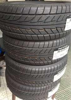 Brandnew Nitto Tires 195/50 R15 82V