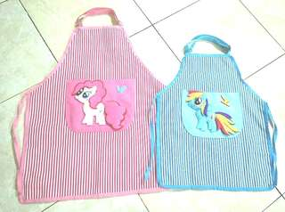 Little Pony Apron, 2 designs to choose from