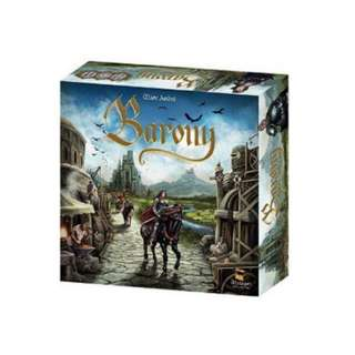 Barony Brand New Board Game