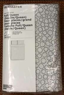 IKEA TRADASTER (DUVET cover with 2 pillow cases)
