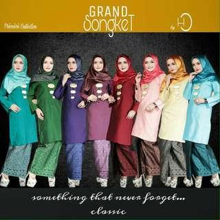 D Grand Songket