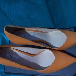 Pedro Heels Orange
