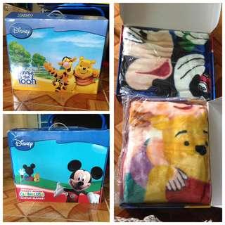 Disney acrylic blanket