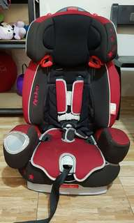 Aprica Euro Harness Carseat