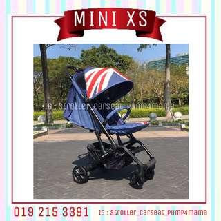 Mini XS Union Jack Vintage
