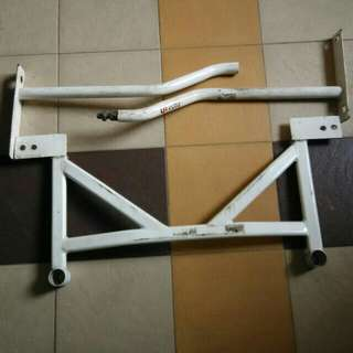 Ultra racing 4 point under strut,room bar for Fd2r,Fd4