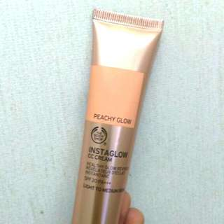 Body Shop : CC Cream Instaglow