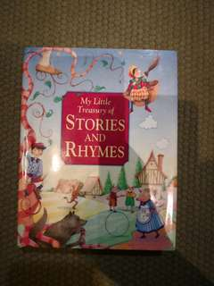 Stories and nursery rhymes