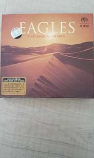 Eagles long road out of eden audio cd