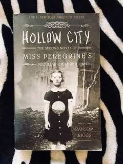 Miss Peregrine's: Hollow City