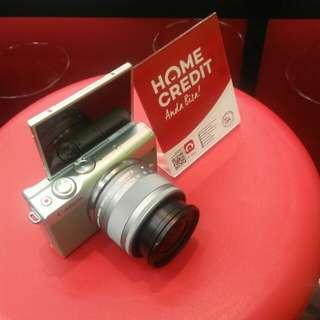 Canon M100 lengkap Credit Cepat 3Menit loh
