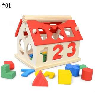 (Preorder) Toddler Early Learning Toys