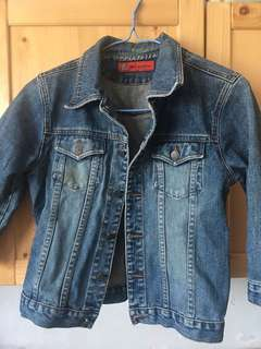Denim Jacket(中袖)