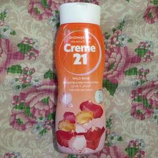 Creme 21 Shower Gel