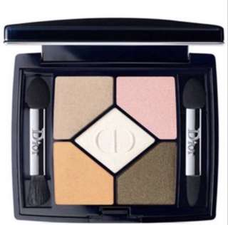 (50% off!!) BNIB dior '5 Couleurs - Polka Dots' Eyeshadow Palette (Limited Edition)