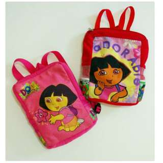 Dora Backpack Bundle