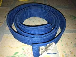 taekwondo blue belt