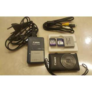 Canon ixus 220HS Camera