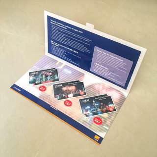Pearl of Light 2004 Special Octopus Card Set