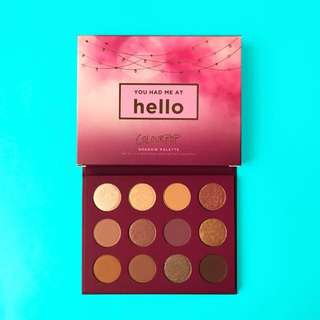 ✨READYSTOCK✨ Colourpop — You Had Me at Hello Eyeshadow Palette