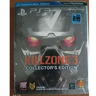 PS3 Game - Killzone 3 collector's edition (Steel limited version)